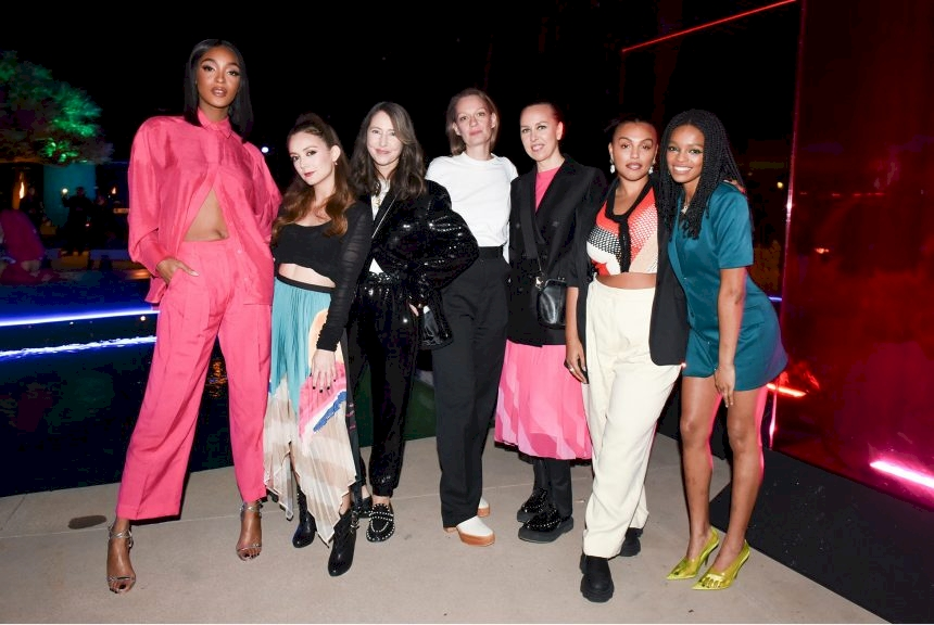H&M CELEBRATED IT´S STUDIO SS20 COLLECTION WITH AN EVENT IN BEVERLY HILLS