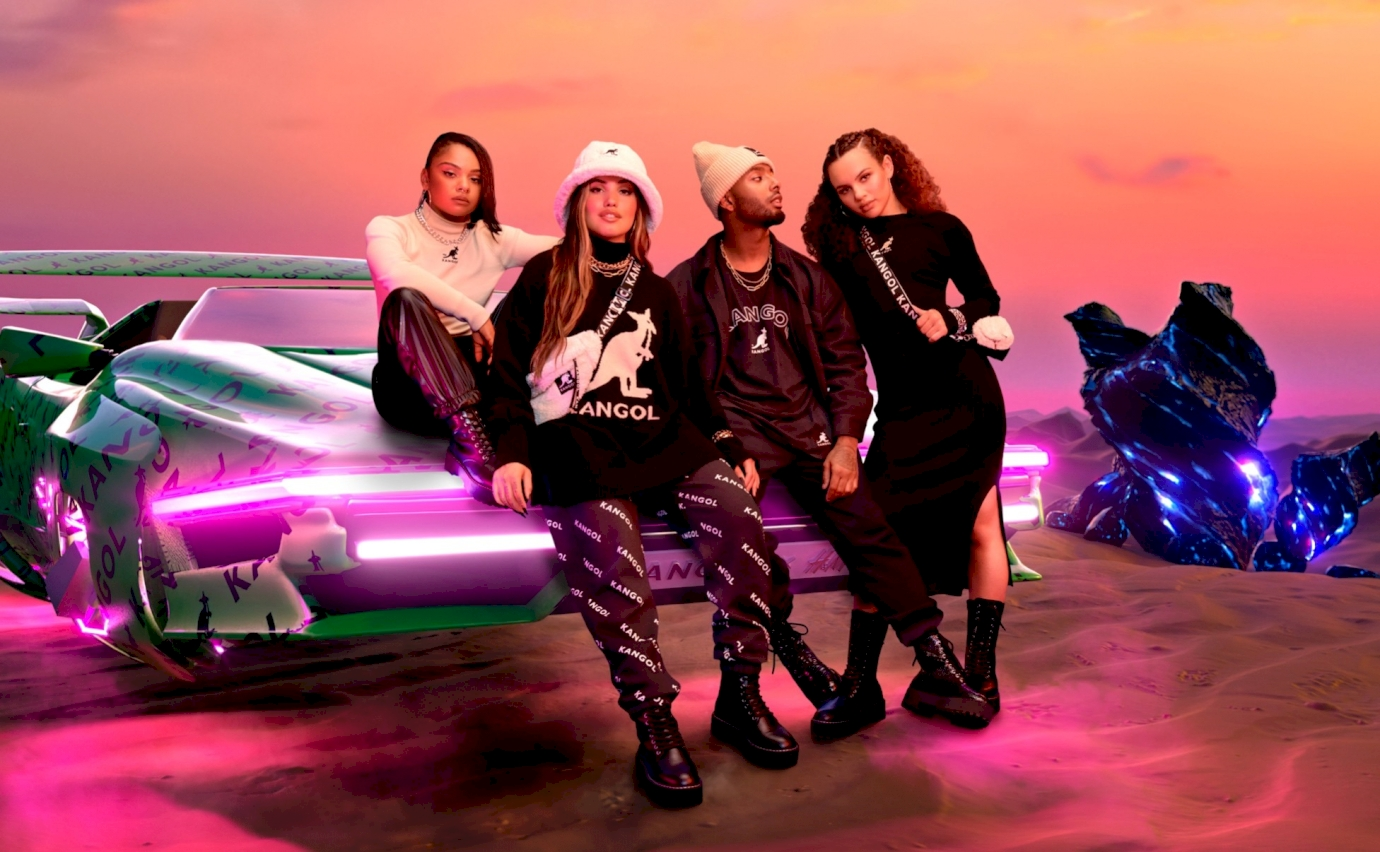 Kangol x H&M feat Mabel: a fresh new streetwear collaboration for the self-made generation